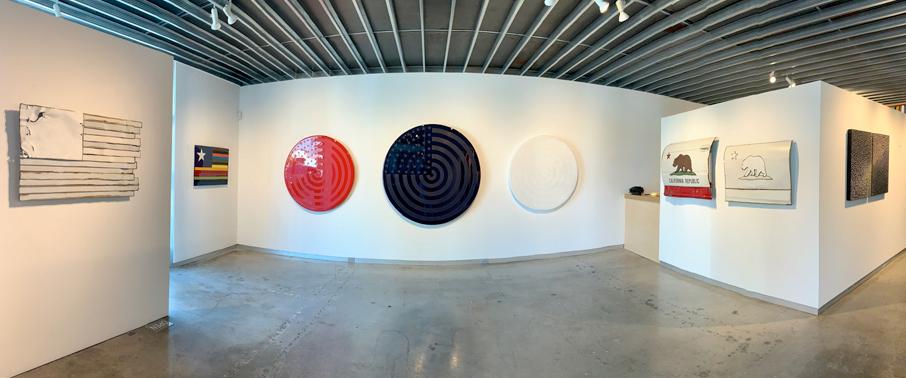 SCAPE Gallery Interior Image of Esprit Exhibition