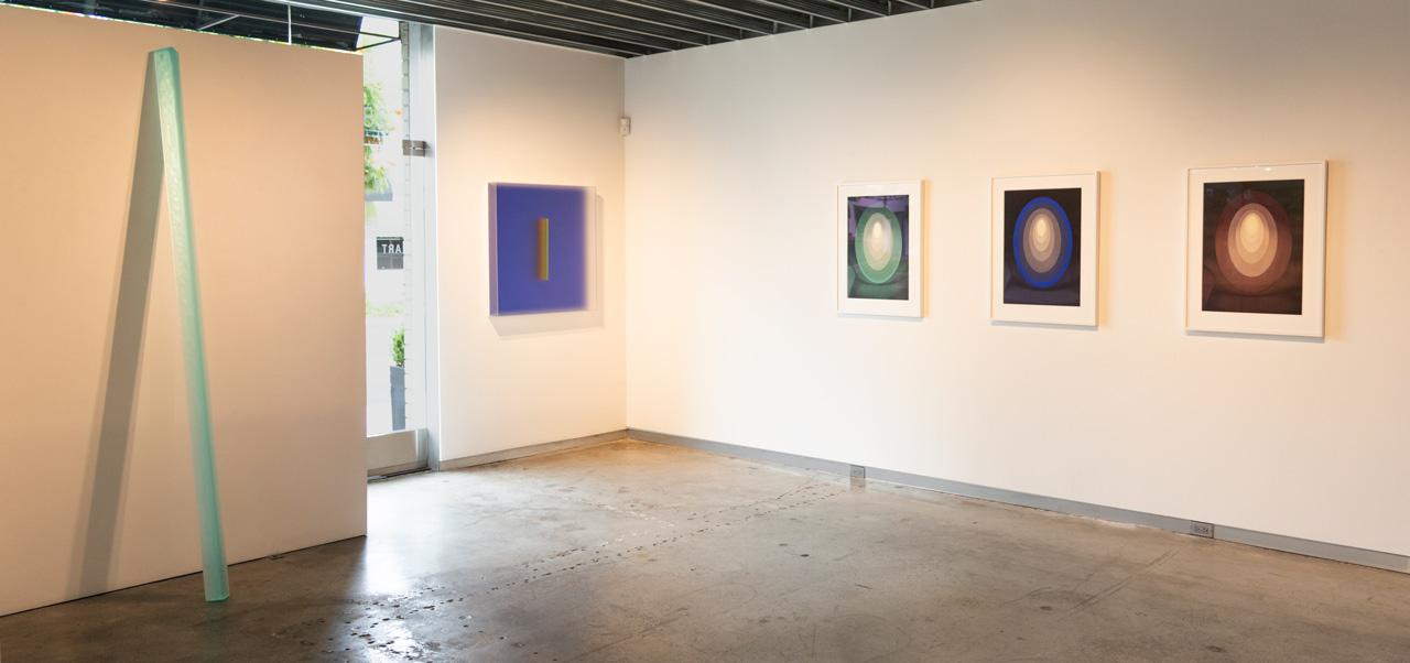 Holding Light Gallery Installation Image